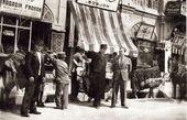 تصویر یکی از خیابانهای تهران در سال ۱۳۱۹