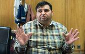رضازاده: هدفم کمک به وزنهبرداری معلولان است