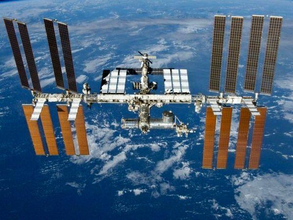 پیادهروی فضانوردان ناسا در خارج از ایستگاه فضایی بین المللی