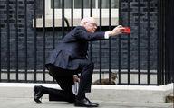 سلفی آقای وزیر خارجه با گربه+ عکس