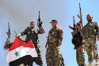 پیشروی ارتش سوریه در درعا