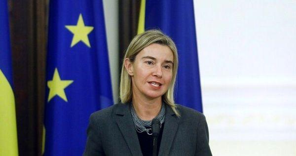 موگرینی: اتحادیه اروپا از برجام حمایت میکند