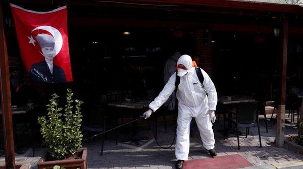 آغاز مقررات محدودیت آمدوشد ۴ روزه در ترکیه