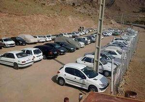 زائران از رها کردن خودرو خودداری کنند