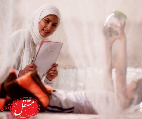 عکس رویایی سمیرا حسینی