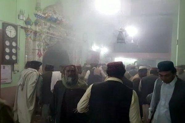 انفجار در مسجدی در بلوچستان پاکستان با ۹ زخمی