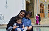 همسر و فرزندان نیما کرمی + عکس