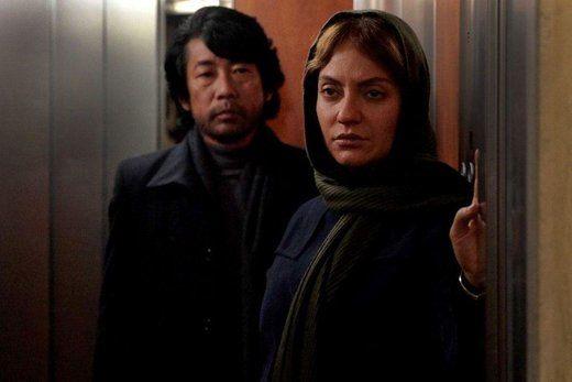 تصویر مهناز افشار روی پوستر فیلم کارگردان ژاپنی/ عکس
