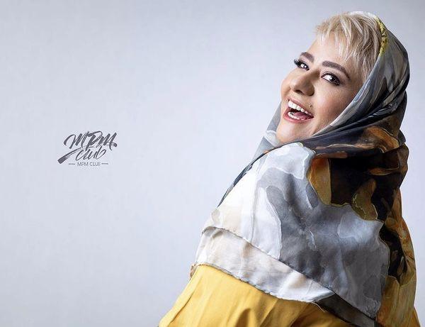 ظاهر جدید  رابعه اسکویی + عکس