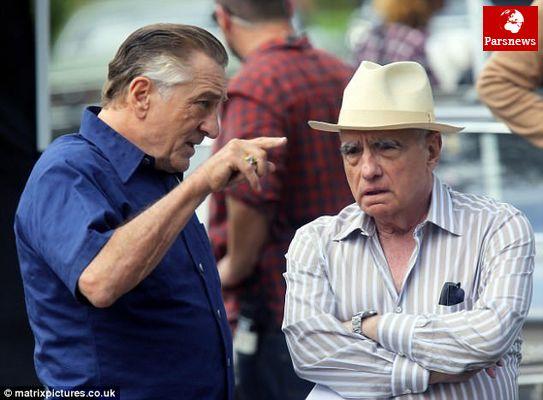 پیرمردهای دوست داشتنی سینما درکنار هم/ عکس