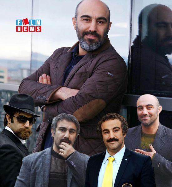 نقش های مورد علاقه محسن تنبانده!+عکس