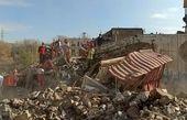 حادثه در پروژه عمرانی بزرگراه فتح تهران
