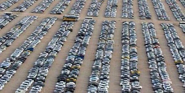 آخرین وضعیت پارکینگهای مرزها برای زوار اربعین حسینی
