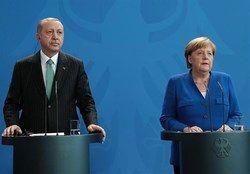 اردوغان به آلمانی چه گفت