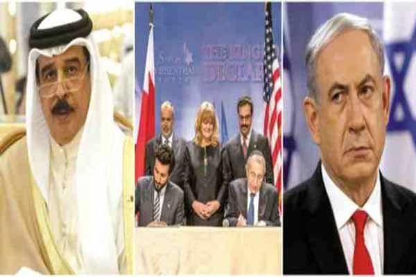 بحرین مقصد بعدی نتانیاهو است
