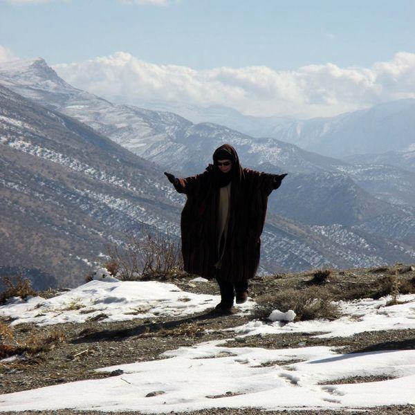 شیطونی های افسانه بایگان در کوهستان های برفی + عکس
