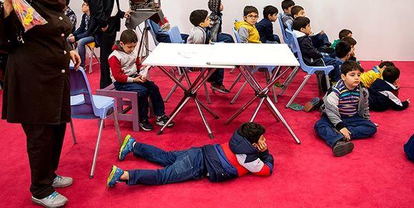 موزهها آغوش خود را به روی کودکان میگشایند