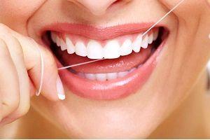 بهترین زمان برای استفاده از نخ دندان