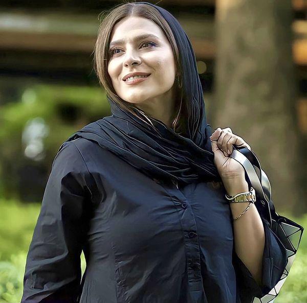 استایل ساده سحر دولتشاهی + عکس