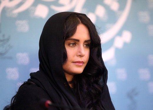 الناز شاکردوست در جشنواره فیلم فجر/عکس