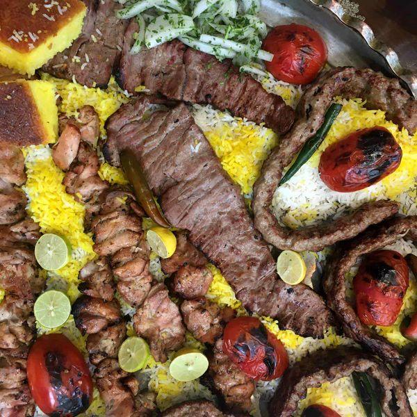 بهترین غذاهای ایرانی +عکس