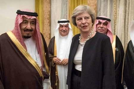 انگلیس بدنبال راهی برای حفظ قراردادهای تسلیحاتی با ریاض است