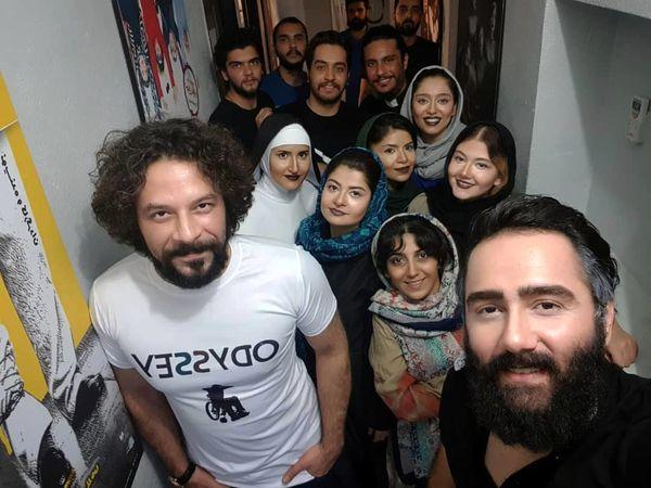 گروه توانا شازده ارسلان+عکس