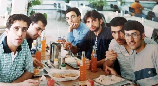 امیر کربلایی زاده در زمان دانشجوییش + عکس
