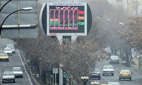 گلایه محیط زیست از به تأخیر افتادن اجرای طرح کاهش آلودگی هوا در تهران