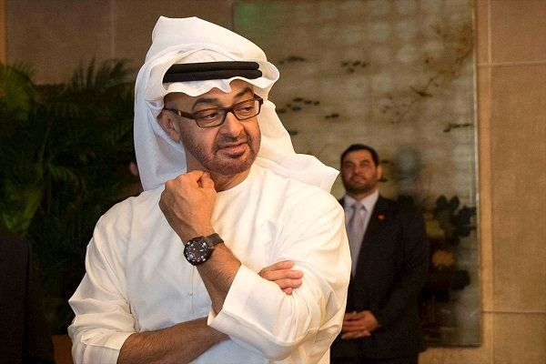 ولیعهد امارات متهم به جنایت جنگی در یمن شد