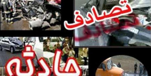 افزایش آمار جانباختگان تصادف خودروی زائران ایرانی در عراق+اسامی مصدومان