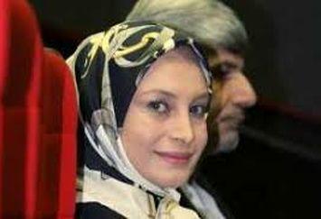 مریم کاویانی در کنار همسر سیاستمدارش/عکس