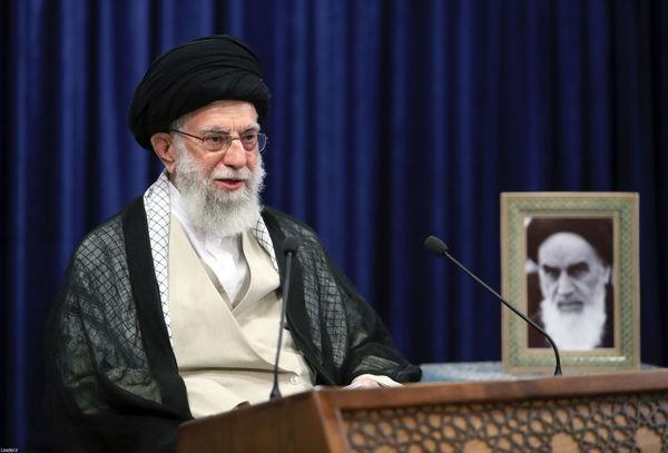 سخنرانی رهبر انقلاب در سالروز رحلت حضرت امام+ تصاویر