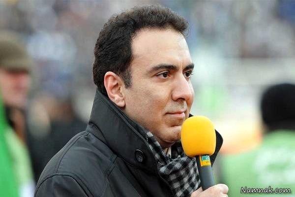 گزارشگر بازی پرسپولیس _السد تغییر کرد
