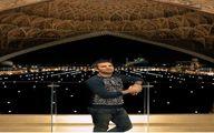 اصفهان گردی هوتن شکیبا + عکس