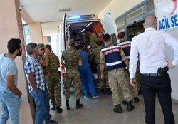 مجروح شدن ۵ نظامی ترکیه در مرز ایران