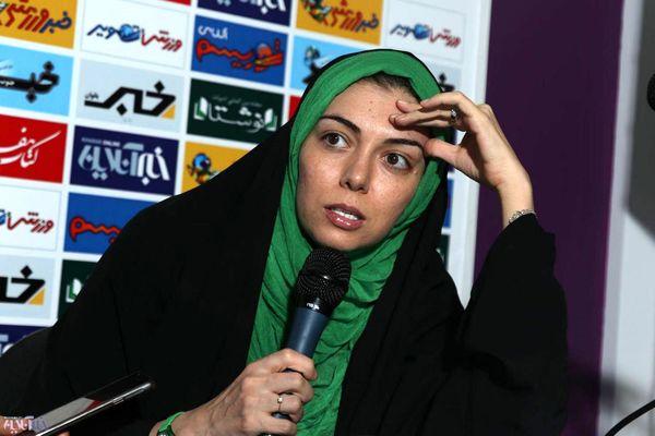 مجری جنجالی زن تلویزیون با تیپ جدید+عکس