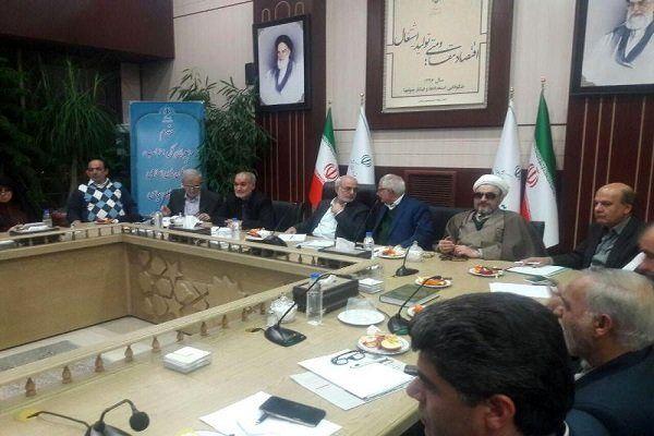دومین نشست مشترک استاندار تهران و دبیران کل احزاب برگزار شد
