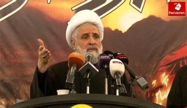 نعیم قاسم: خون شیخ نمر باقی میماند تا کاخهای استبداد را در هم شکند