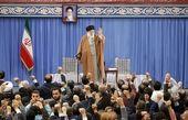 رهبر معظم انقلاب: ملت ایران قویتر از ۴۰ سال قبل و دشمنان آن ضعیفتر شدهاند