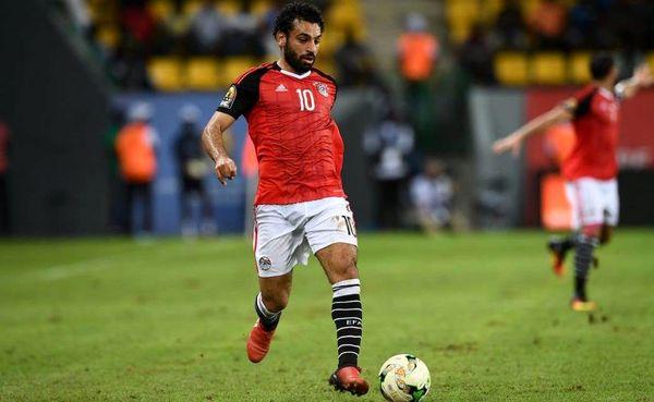 محمد صلاح در تمرینات مصر حاضر شد +عکس
