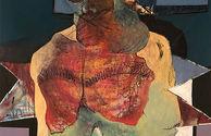 نقاشی عجیب شوهر هنرمند شقایق دهقان+عکس
