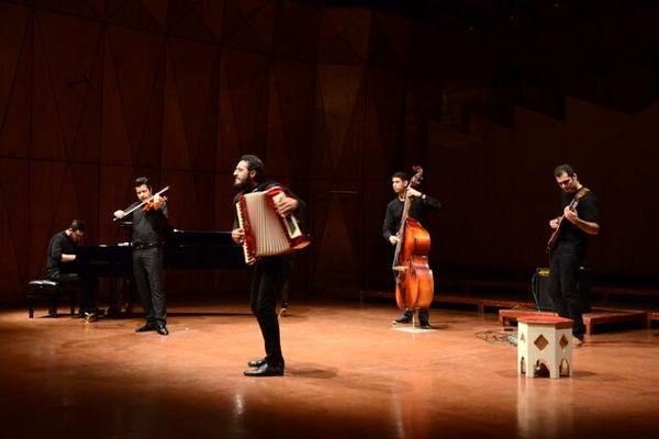 کنسرت «کوئینتت تهران» در تالار وحدت برگزار میشود
