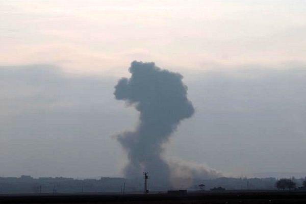 بیش از ۲۰ کشته براثر بمباران جنگندههای آمریکایی در افغانستان