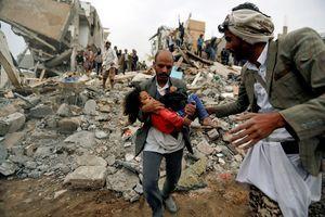 حمله موشکی عربستان به روستاهای صعده