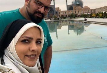 خانم مجری که خوشبخت ترین آدم دنیا شد+عکس