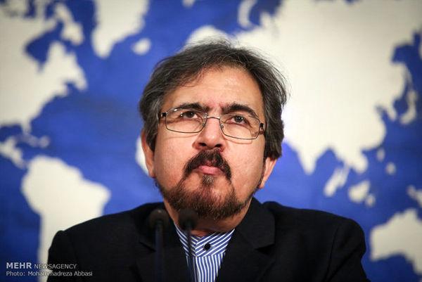 قاسمی در نشست خبری: برجام موضوعی میان ایران و گروه ۱+۵ است