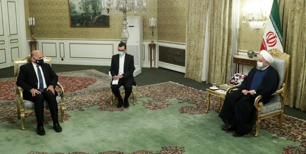روحانی: حضور آمریکاییها را به ضرر امنیت و ثبات منطقه میدانیم