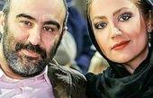 نقی پایتخت و همسر واقعی اش+عکس