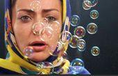 حباب سازی نفیسه روشن + عکس